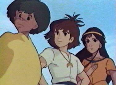 80s A Melhor Década Animação As Misteriosas Cidades De Ouro